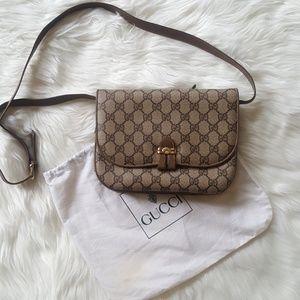Authentic Vintage Gucci Crossbody Bag!